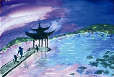 今年儿童节,我们与杭州印象西湖文化发展有限公司联合为孩子们送上了